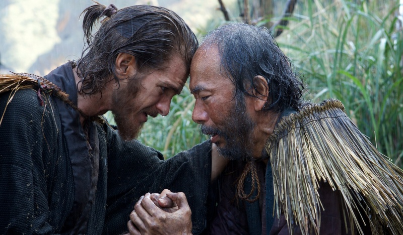 """""""Milczenie"""" – Scorsese i jego kontemplacja nad sensem wiary - Milczenie;dramat;religijny;Martin Scorsese;Andrew Garfield;Liam Neeson;Adam Driver;jezuici;księża;wiara;sens;męczeństwo;pytania;Bóg;nieśpieszny;adaptacja;Shūsaku Endō"""