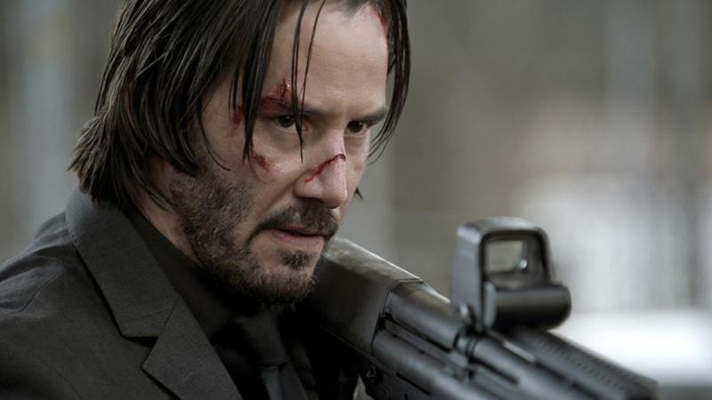 """Kadr z filmu """"John Wick 2"""" (źródło: youtube.com)"""