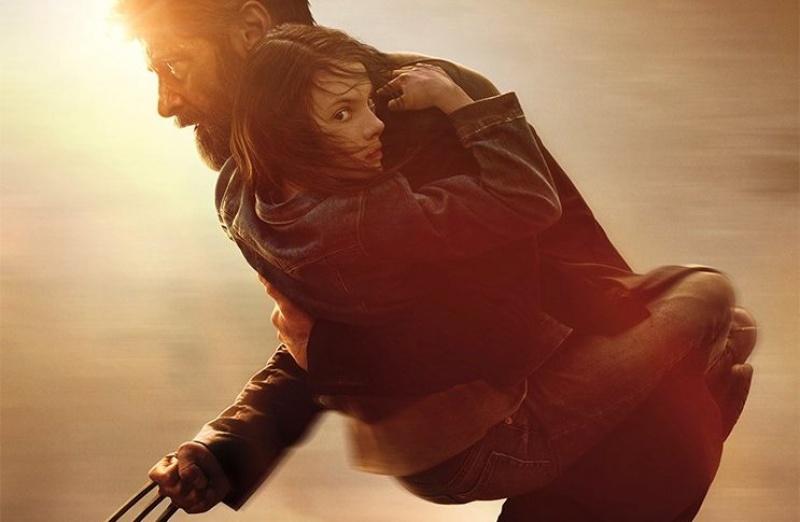 """Poster z filmu """"Logan: Wolverine"""" (źródło: materiały prasowe)"""