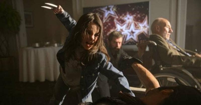 """Kadr z filmu """"Logan: Wolverine"""" (źródło: materiały prasowe)"""