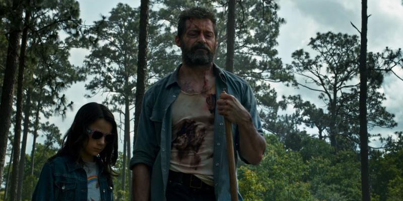 """Kadr z filmu """"Logan: Wolverine"""" (źródło: youtube.com)"""