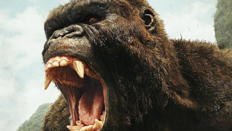 """""""Kong: Wyspa Czaszki"""" – King Kong po wietnamsku - recenzja;Kong: Wyspa Czaszki;King Kong;przygodowy;blockbuster;reboot;potwory;wyspa;lata 70;klimat;wojna w Wietnamie;wyprawa;małpa;Król dżungli;Tom Hiddleston;Brie Larson;Samuel L. Jackson;John C. Reilly;John Goodman"""