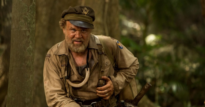 """Kadr z filmu """"Kong: Wyspa Czaszki"""" (źródło: materiały prasowe)"""