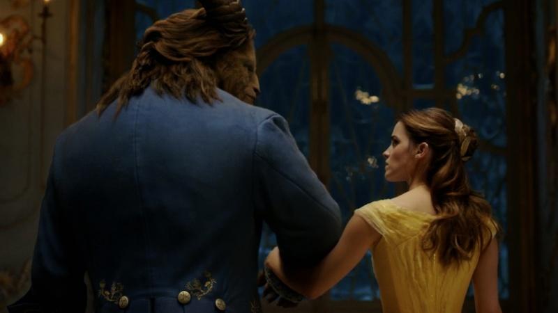 "Kadr z filmu ""Piękna i Bestia"" (źródło: youtube.com)"