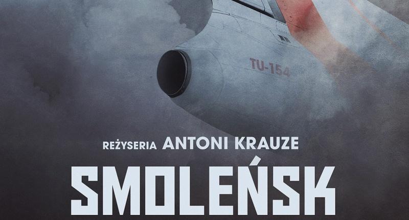 """Oficjalny plakat filmu """"Smoleńsk"""" (źródło: materiały prasowe)"""