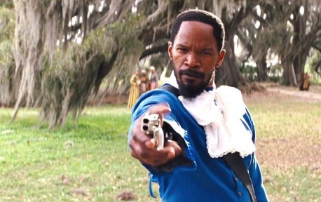 """Kadr z filmu """"Django"""" (źródło: youtube.com)"""
