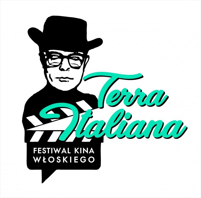 Oficjalne logo festiwalu Terra Italiana (źródło: materiały promocyjne organizatora)