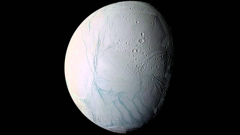 Enceladus (źródło: youtube.com/screenshot)