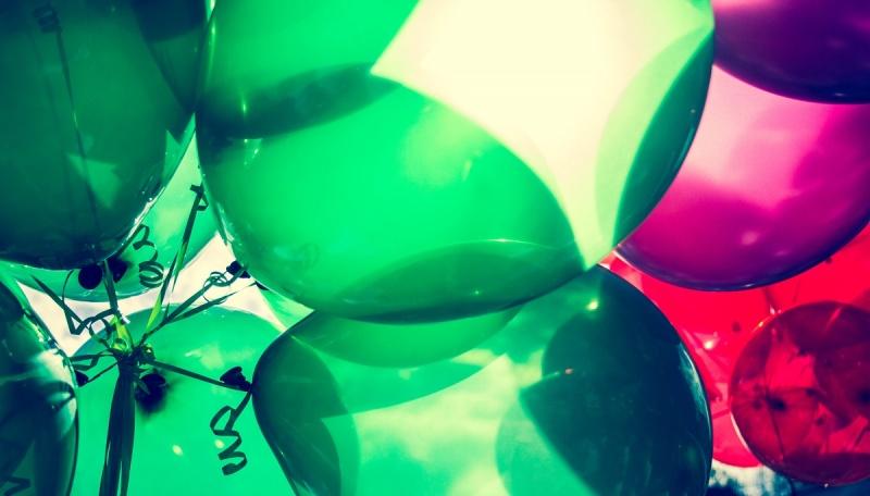 Wiosenne balony (źródło: pexels.com)