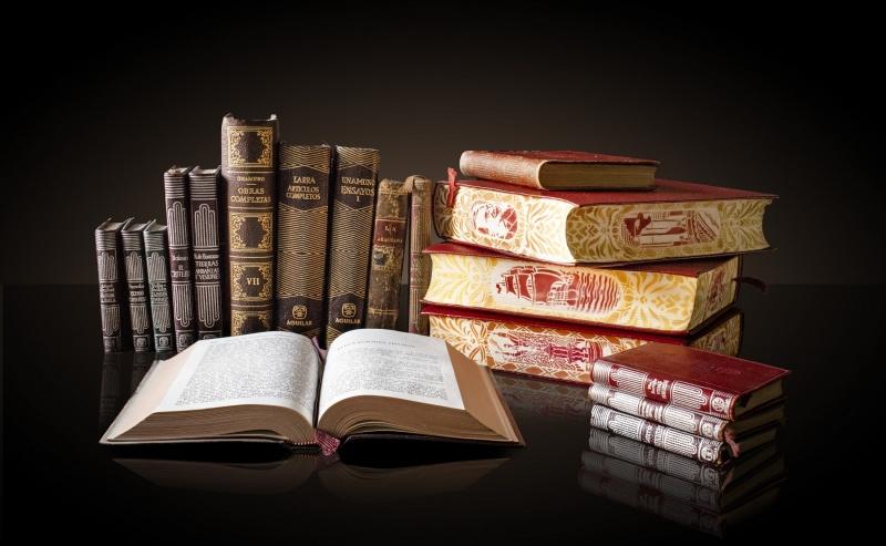 Książki są jak magia (źródło: pexels.com)
