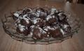 Popękane ciasteczka czekoladowe! - popękane;ciasteczka;czekoladowe;kakao;smaczne;głazy;ośnieżone;cukier puder;czekolada;pieczenie;meteoryty