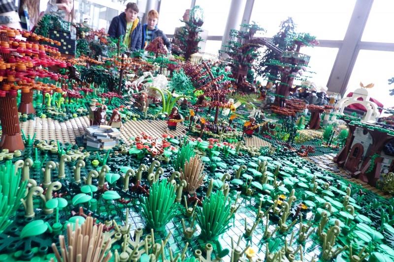 Pyrkon 2017 - kraina Lego (fot. Małgorzata Morawska)