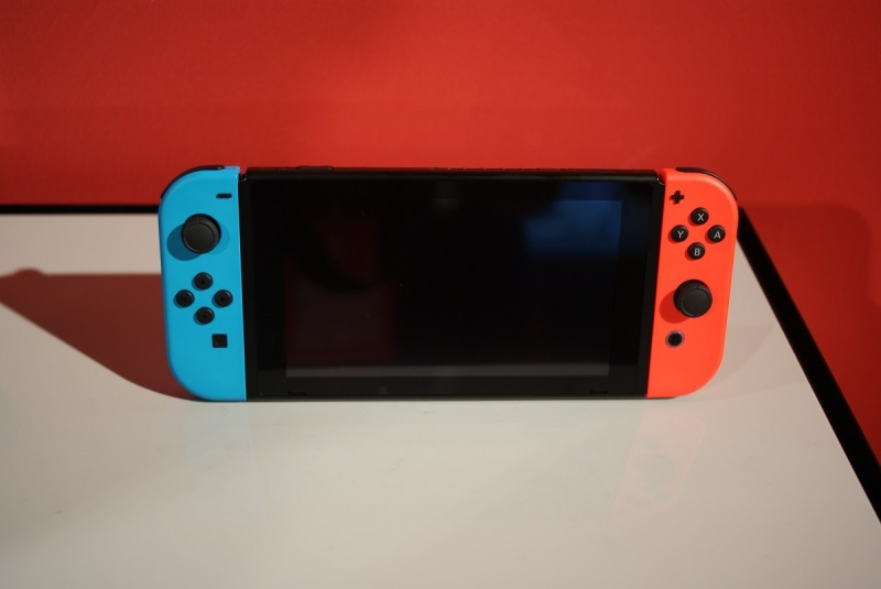 Nintendo Switch (źródło: wikimedia.org/fot. Elvis untot)
