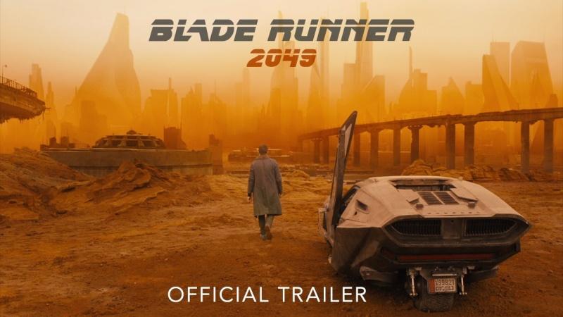 """Kadr z oficjalnego zwiastuna filmu """"Blade Runner 2049"""" (źródło: youtube.com)"""