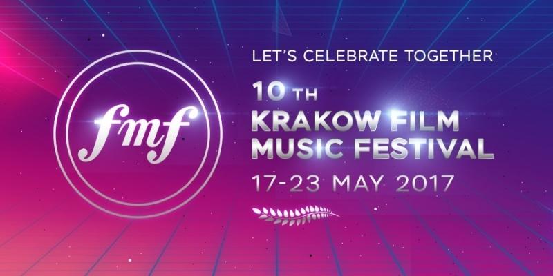 Oficjalny plakat FMF Kraków 2017 (źródło: materiały promocyjne organizatora)