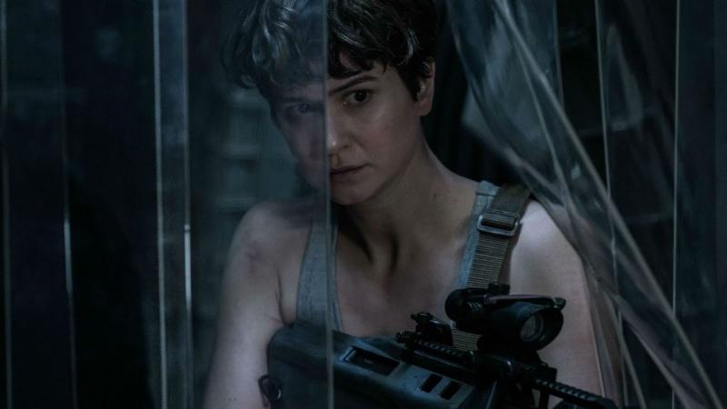 """Kadr z filmu """"Obcy: Przymierze"""" (źródło: youtube.com)"""