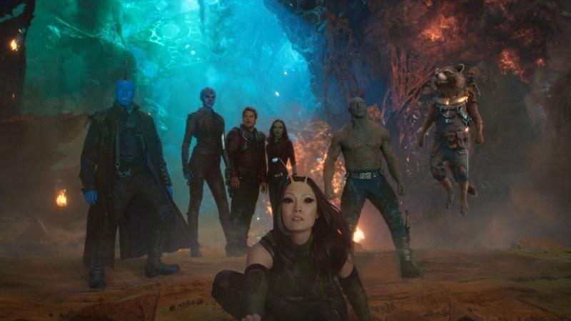 """Kadr z filmu """"Strażnicy Galaktyki Vol. 2"""" (źródło: youtube.com)"""