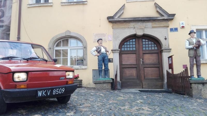 Dzień V - Muzeum Kargula i Pawlaka w Lubomierzu