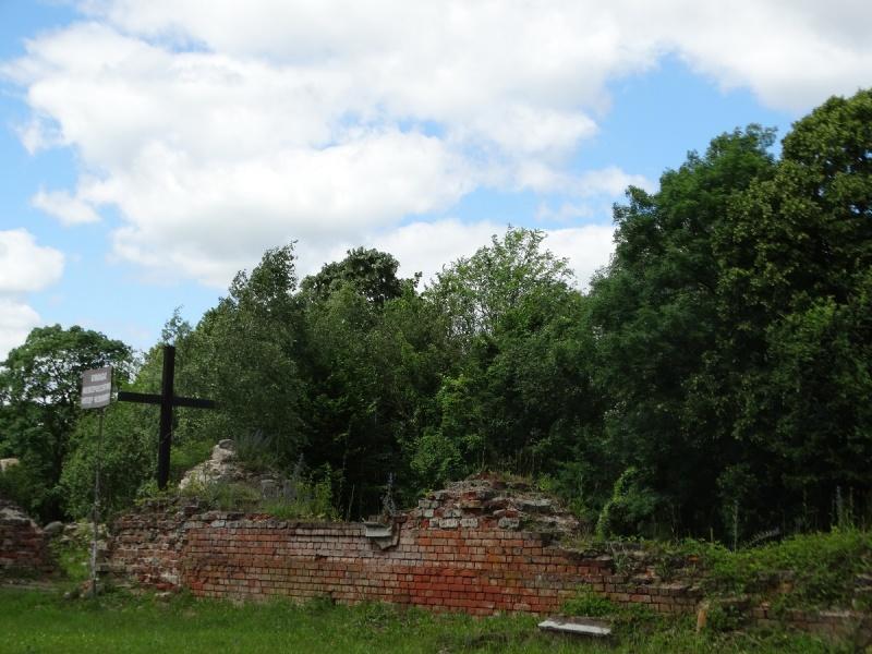 Dzień IV - Ruiny Kościoła Umarłego miasta w Kostrzynie nad Odrą