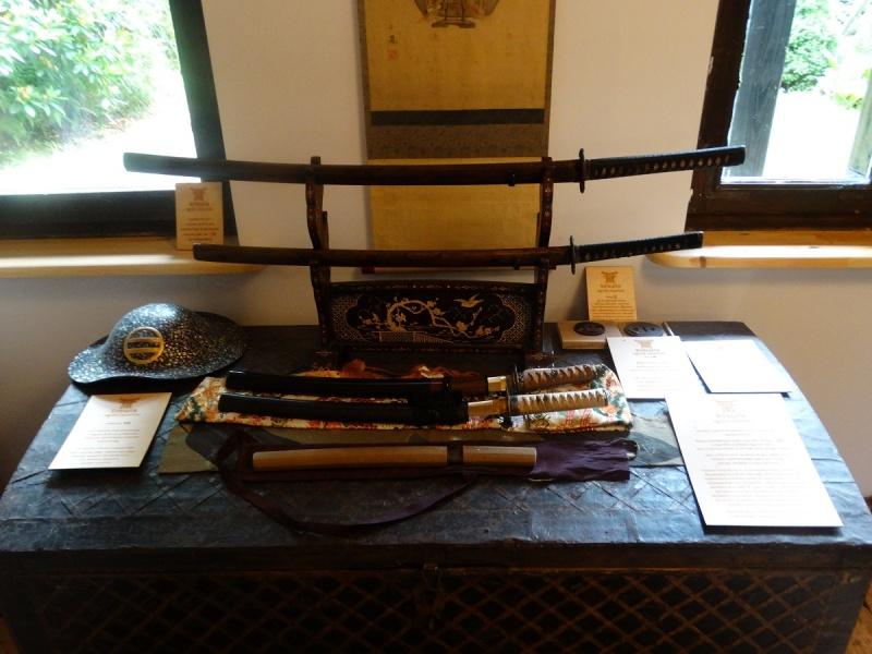 Dzień VI - Samurajskie miecze