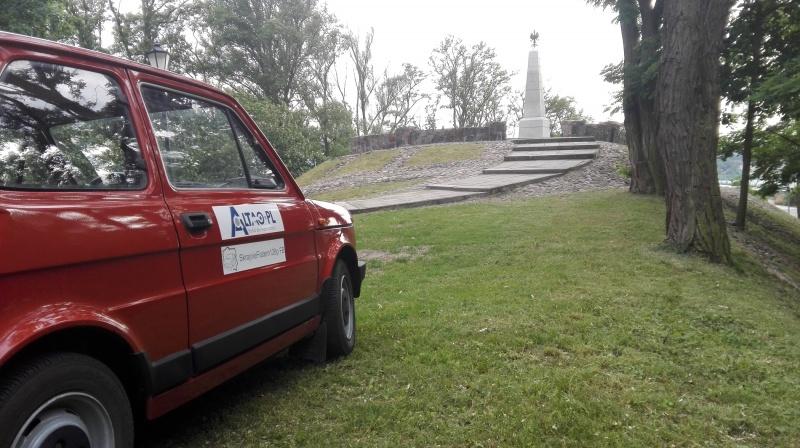 Punkt widokowy na Włocławek - Pomnik Obrońców Wisły (źródło zdjęcia: archiwum prywatne)
