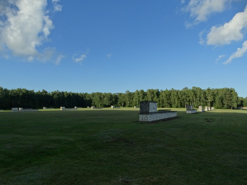 Dzień XIII - Obóz koncentracyjny Stutthof - Muzeum