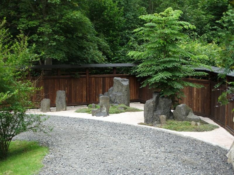Dzień VI - Ogród Japoński