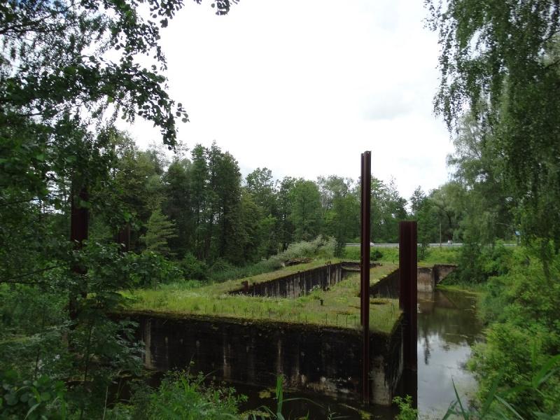 Dzień XIII - Kanał Mazurski: Śluza Leśniewo Dolne