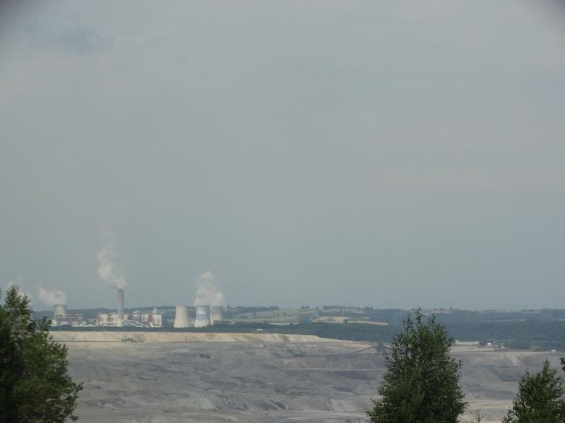 Dzień V - Elektrownia w Bogatyni. Trzecia co do wielkości w Polsce