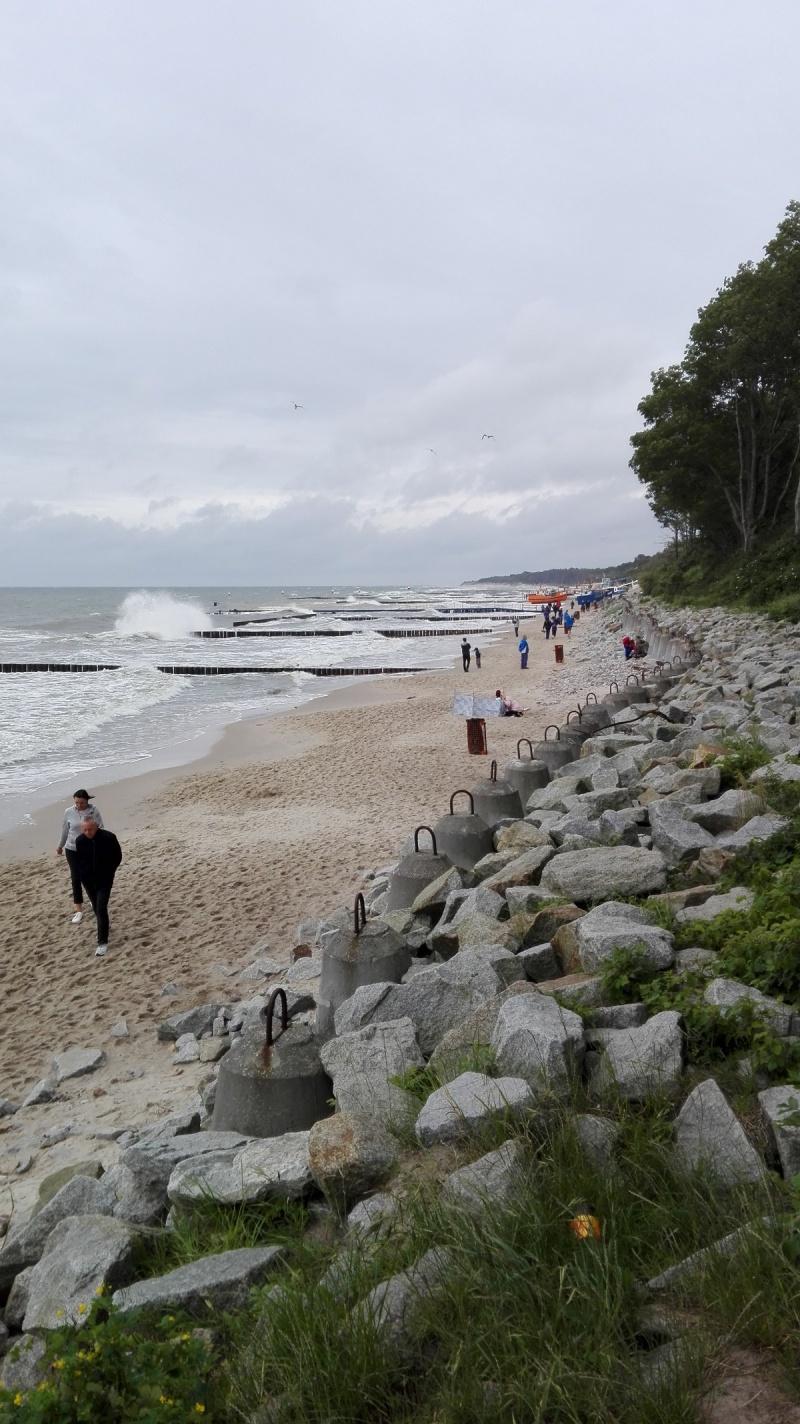 Dzień II - Plaża w Jarosławcu