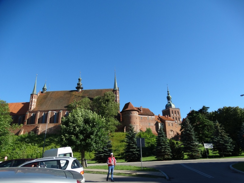 Dzień XIII - Zamek we Fromborku