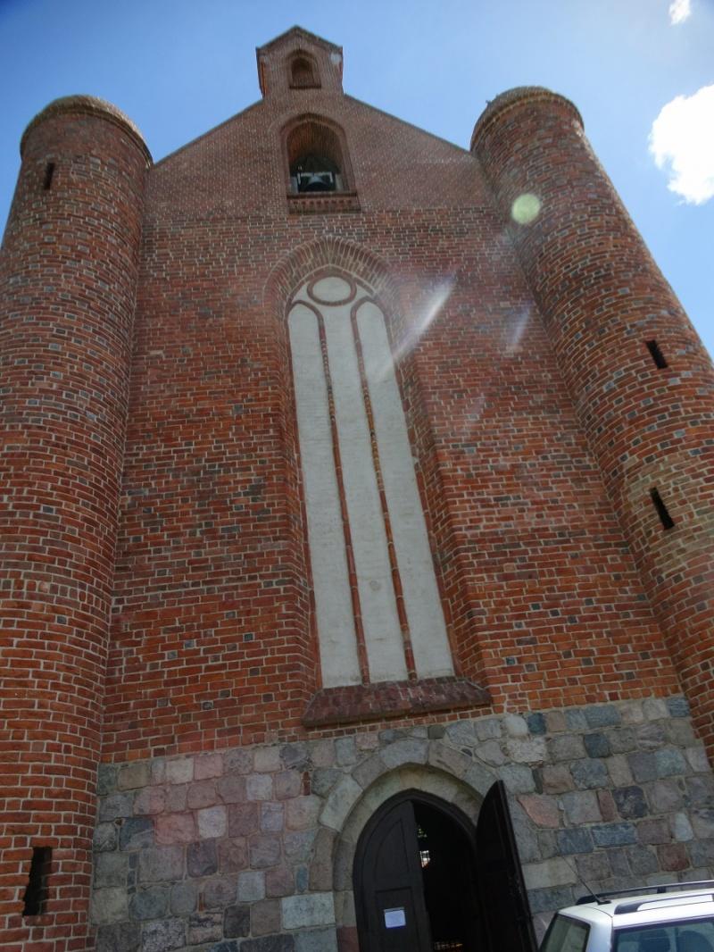 Dzień IV - Kaplica Templariuszy z XIII w. w Chwarszczanach