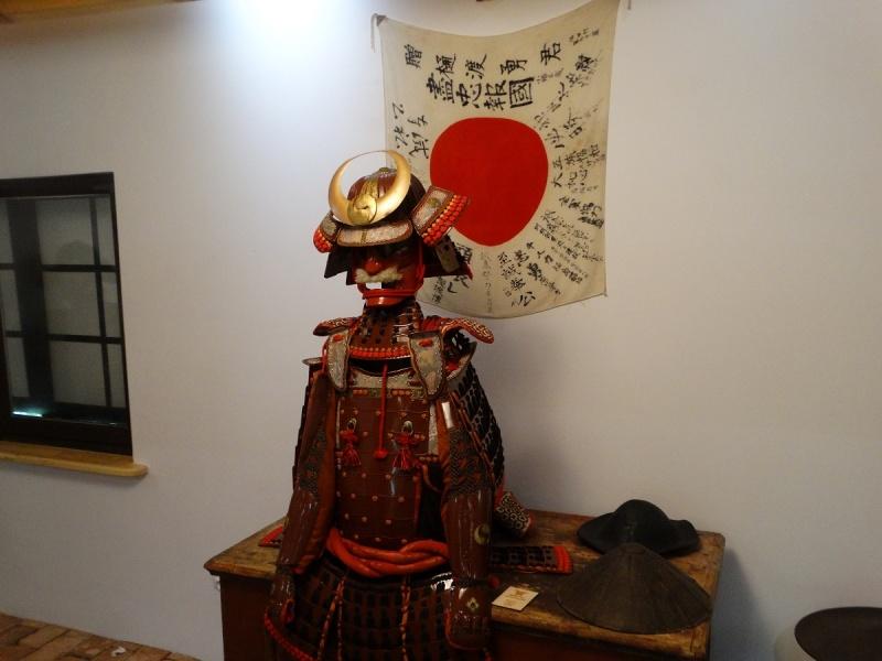 Dzień VI - Samurajska Zbroja Wodza