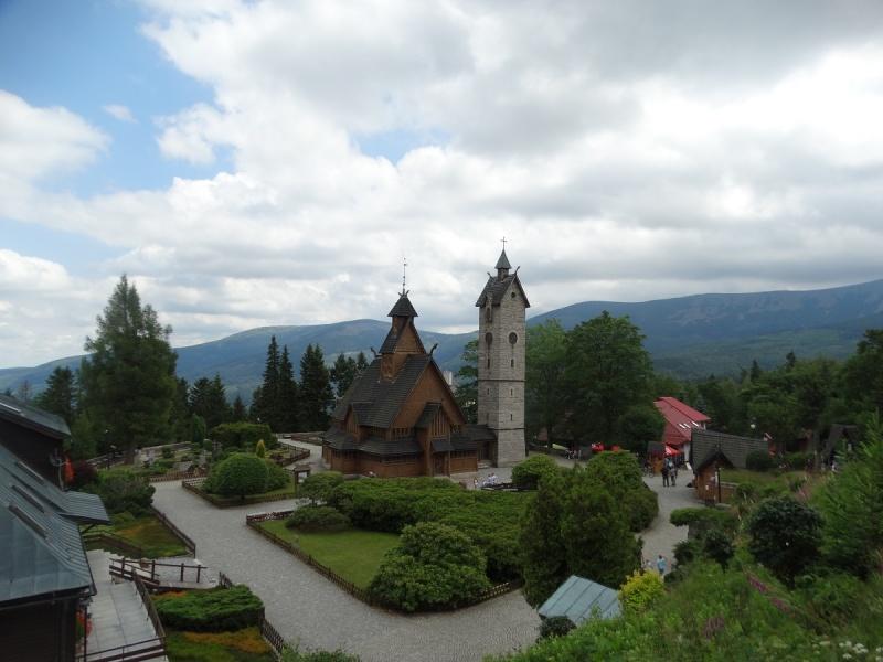 Dzień VI - Świątynia Wang w Karpaczu
