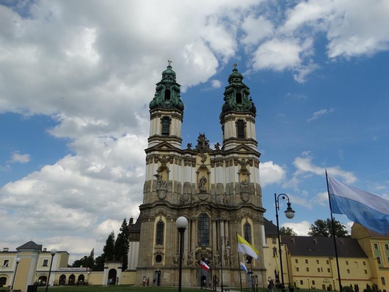 Dzień VI - Klasztor i Bazylika mniejsza NMP w Krzeszowie