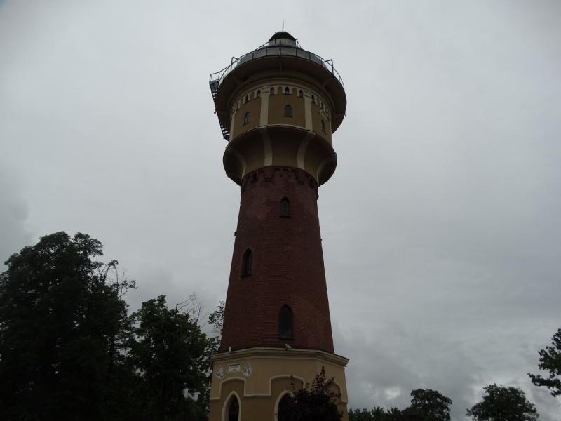 Dzień XIII - Wieża ciśnień w Gołdapi