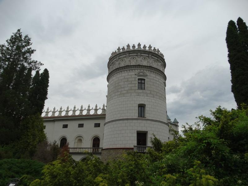 Dzień X - Zamek w Krasiczynie