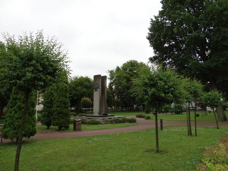 Dzień I - Pomnik Obrońców Helu