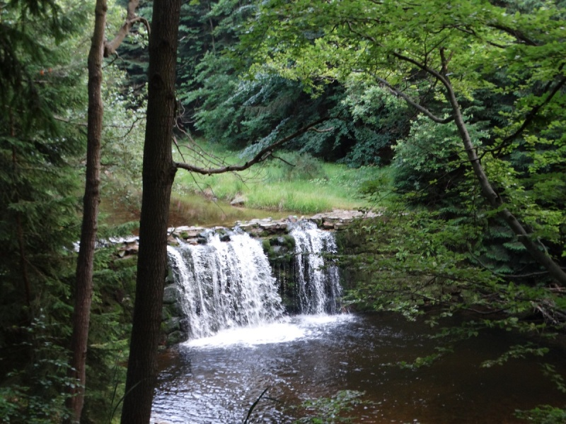 Dzień V - Wodospad Kwisa