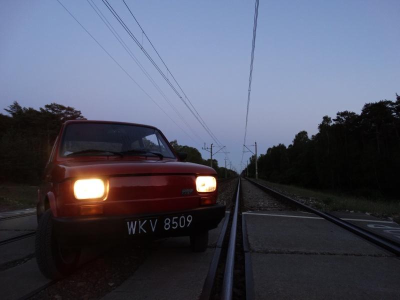 Fiacik 126p gotowy do drogi (źródło zdjęcia: archiwum prywatne)