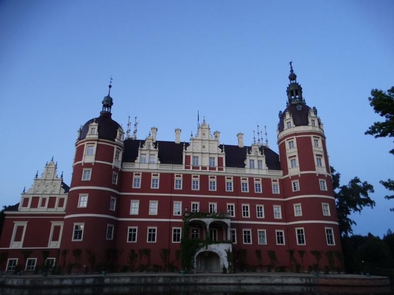 Dzień IV - Nowy Zamek w Parku Mużakowskim