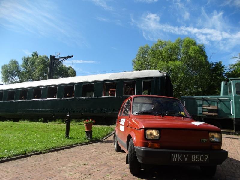Dzień XII - Zabytkowy Dworzec - Białowieża Towarowa