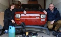 Skrajnie Fiatem 126p – niezwykła wyprawa wzdłuż granic Polski -