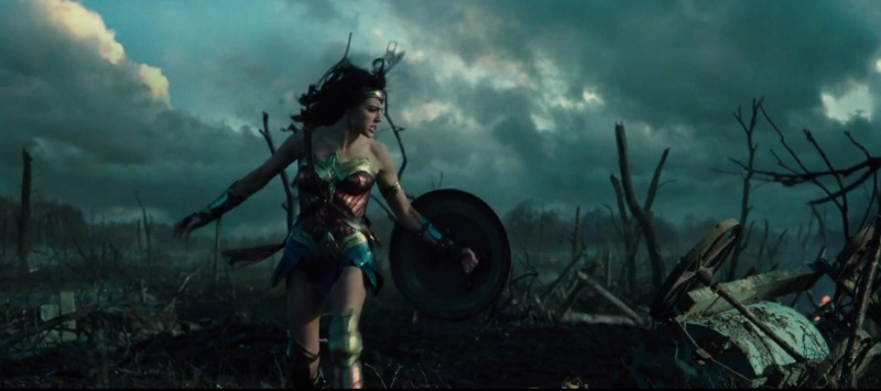 """Kadr z filmu """"Wonder Woman"""" (źródło: youtube.com)"""