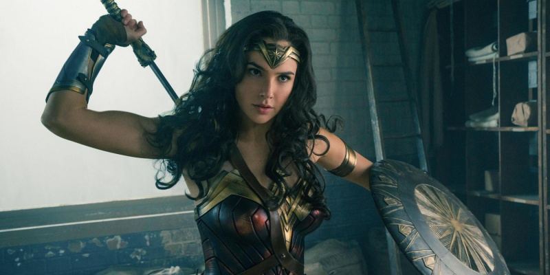 """Kadr z filmu """"Wonder Woman"""" (źródło: materiały prasowe)"""