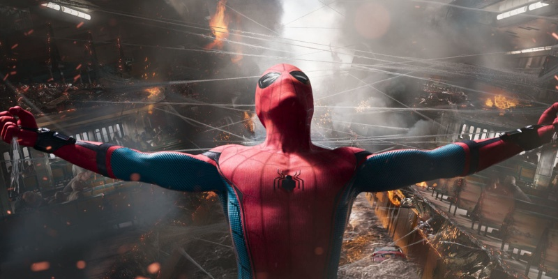 "Kadr z filmu ""Spider-Man: Homecoming"" (źródło: youtube.com)"
