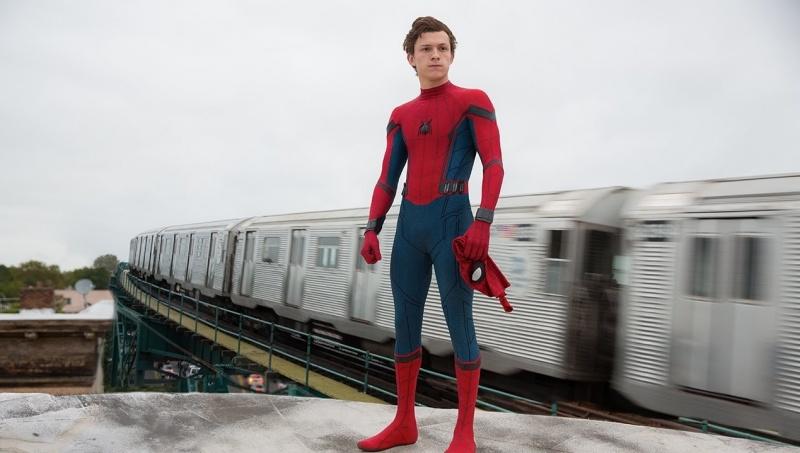 """Kadr z filmu """"Spider-Man: Homecoming"""" (źródło: materiały prasowe)"""