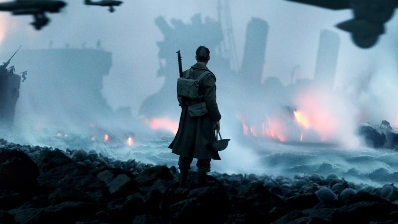 """Fragment plakatu z filmu """"Dunkierka"""" (źródło:  materiały prasowe)"""
