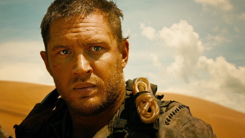 Tom Hardy jako Mad Max (źródło: youtube.com/screenshot)