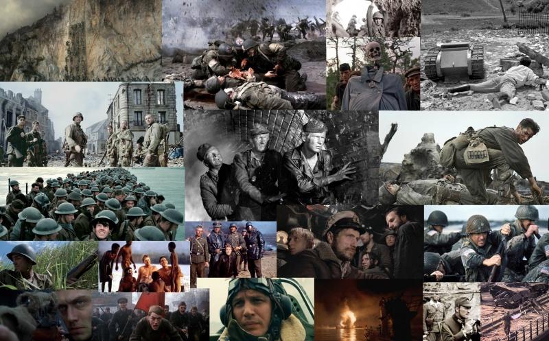 Najlepsze filmy wojenne